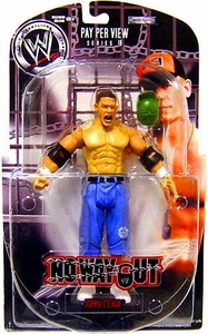 WWE Wrestling Action Figure PPV Pay Per View Series 18 Action Figure John Cena