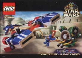 LEGO Star Wars Set #7186 Watto's Junkyard