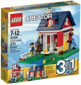 LEGO Creator Set #31009 Small Cottage