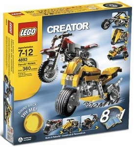 LEGO Creator Set #4893 Revvin' Riders