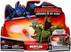 Dragons Defenders of Berk Action Figure Meatlug [Gronckle]