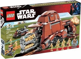 LEGO Star Wars Set #7662 Trade Federation MTT