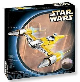 LEGO Star Wars Set #10026 Naboo Starfighter