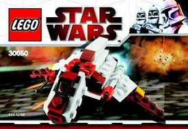 LEGO Star Wars Exclusive Set #30050 Republic Attack Shuttle [Bagged]