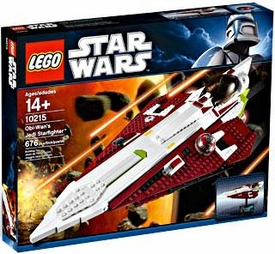LEGO Star Wars Exclusive Set #10215 Obi-Wan's Jedi Starfighter