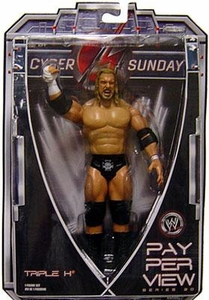 WWE Wrestling PPV Pay Per View Series 20 Action Figure HHH