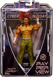 WWE Wrestling PPV Pay Per View Series 20 Action Figure Matt Hardy