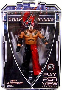 WWE Wrestling PPV Pay Per View Series 20 Action Figure Rey Mysterio BLOWOUT SALE!