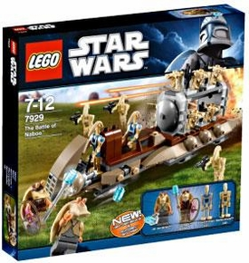 LEGO Star Wars Set #7929 The Battle of Naboo