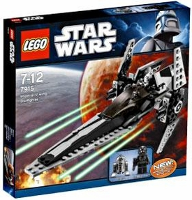 LEGO Star Wars Set #7915 Imperial V-wing Starfighter