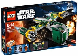 LEGO Star Wars Set #7930Bounty Hunter Assault Gunship