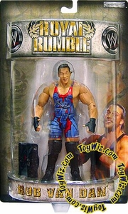 WWE Wrestling PPV Royal Rumble 2006 Action Figure RVD Rob Van Dam