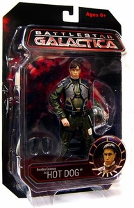 Battlestar Galactica Diamond Select Toys Series 1 Action Figure Brendan