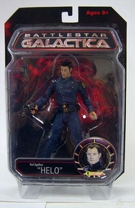 Battlestar Galactica Diamond Select Toys Exclusive Action Figure Karl Helo Agathon