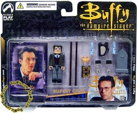 Palisades Toys Buffy the Vampire Slayer Series 1 PALz Rupert Giles