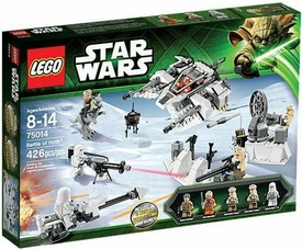 LEGO Star Wars Exclusive Set #75004 Battle of Hoth