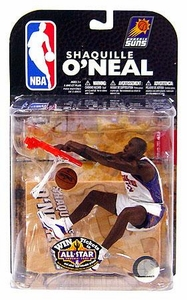 McFarlane Toys NBA Sports Picks Series 15 Action Figure Shaquille O'Neal (Phoenix Suns)