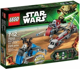 LEGO Star Wars Exclusive Set #75012 BARC Speeder with Sidecar