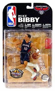 McFarlane Toys NBA Sports Picks Series 15 Action Figure Mike Bibby (Atlanta Hawks)