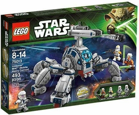 LEGO Star Wars Set #75013 Umbaran MHC [Mobile Heavy Cannon]