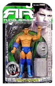 WWE Wrestling Ruthless Aggression Ring Rage Series 34.5 Action Figure Cody Rhodes
