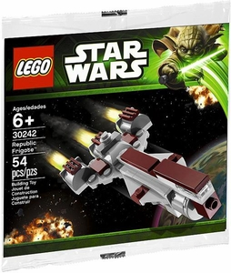 LEGO Star Wars Set #30242 Republic Frigate [Bagged]