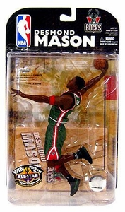 McFarlane Toys NBA Sports Picks Series 15 Action Figure Desmond Mason (Milwaukee Bucks)