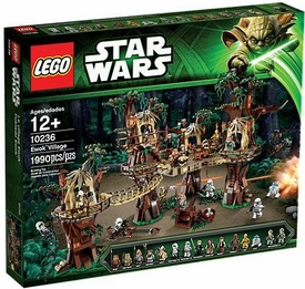 LEGO Star Wars Set #10236 Ewok Village