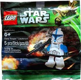 LEGO Star Wars Set #5001709 Clone Trooper Lieutenant [Bagged]