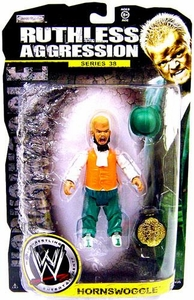 WWE Wrestling Ruthless Aggression Series 38 Action Figure Hornswoggle