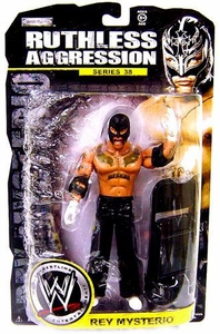 WWE Wrestling Ruthless Aggression Series 38 Action Figure Rey Mysterio