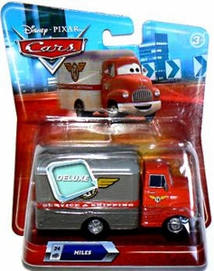 Disney / Pixar CARS Movie 1:55 Die Cast Car Oversized Vehicle Miles [Meat Truck]