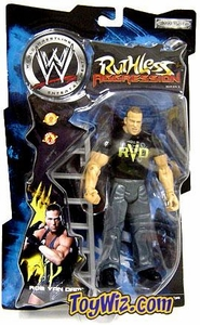 WWE Jakks Pacific Ruthless Aggression Series 3 Action Figure RVD Rob Van Dam