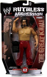 WWE Wrestling Ruthless Aggression Series 42 Action Figure Great Khali