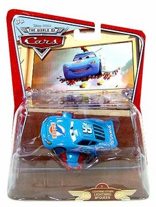 Disney / Pixar CARS Movie 1:55 Die Cast Car Oversized Vehicle Lightning Storm McQueen [*Random Package]
