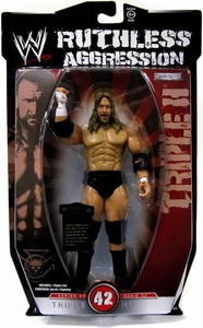 WWE Wrestling Ruthless Aggression Series 42 Action Figure Triple H