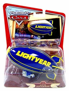 Disney / Pixar CARS Movie 1:55 Die Cast Car Oversized Vehicle Al Oft The Lightyear Blimp [*Random Package]