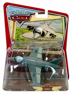 Disney / Pixar CARS Movie 1:55 Die Cast Car Oversized Vehicle Marco F/AV-18 Jet [*Random Package]