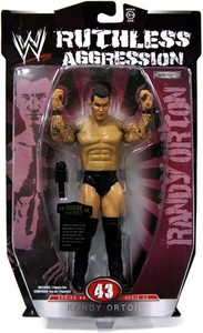 WWE Wrestling Ruthless Aggression Series 43 Action Figure Randy Orton