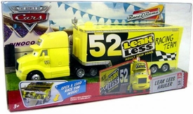 Disney / Pixar CARS Movie Hauler Leak Less [Random Package Design, Same Exact Hauler!]