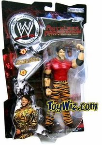 WWE Jakks Pacific Wrestling Action Figure Ruthless Aggression Series 2 Rico