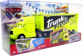 Disney / Pixar CARS Movie Hauler Trunk Fresh