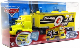 Disney / Pixar CARS Movie Hauler Sidewall Shine