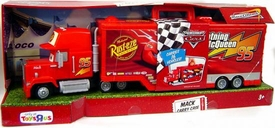 Disney / Pixar CARS Movie Exclusive Mack Carry Case {Carries 16 Vehicles!} [RANDOM Design on Mack!]