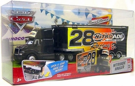 Disney / Pixar CARS Movie Hauler Nitroade