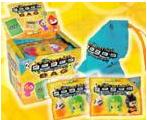 Crazy Bones Gogo's Series 2 Evolution Carry Bag & 3 Crazy Bones