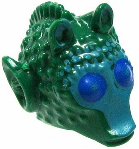 LEGO LOOSE HEAD ACCESSORY  Rodian 'Greedo' Head
