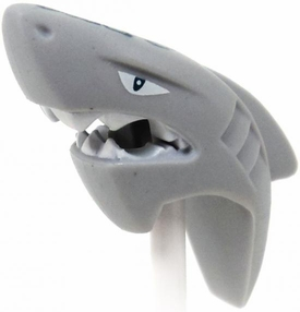 LEGO LOOSE HEAD ACCESSORY Great White Shark Head