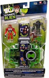 Ben 10 Alien Creation Transporter [Ultimate Humungousaur & Rath]