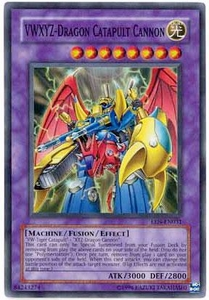 YuGiOh Elemental Energy Super Rare Single Card EEN-EN031 VWXYZ - Dragon Catapult Cannon